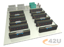 APC InfraStruXure for Large Data Centers - APC Infrastructure