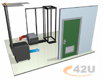 APC InfraStruXure for Wiring Closets - APC Infrastructure