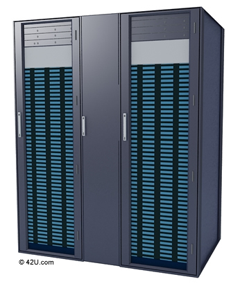 Server Rack Close-Coupled Cooling Solution