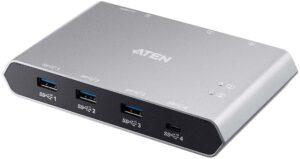 2-Port USB-C Gen 2 Sharing Switch