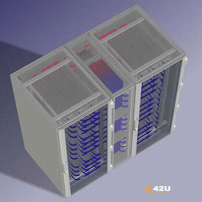 In Row Cooling For Server Rooms Amp Data Centers