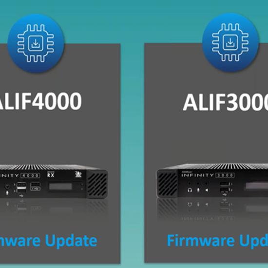 ALIF updates
