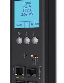APC Metered PDU w/ Display