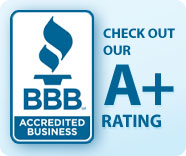 bbb a plus better business bureau rating
