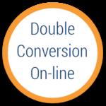 double conversion online ups