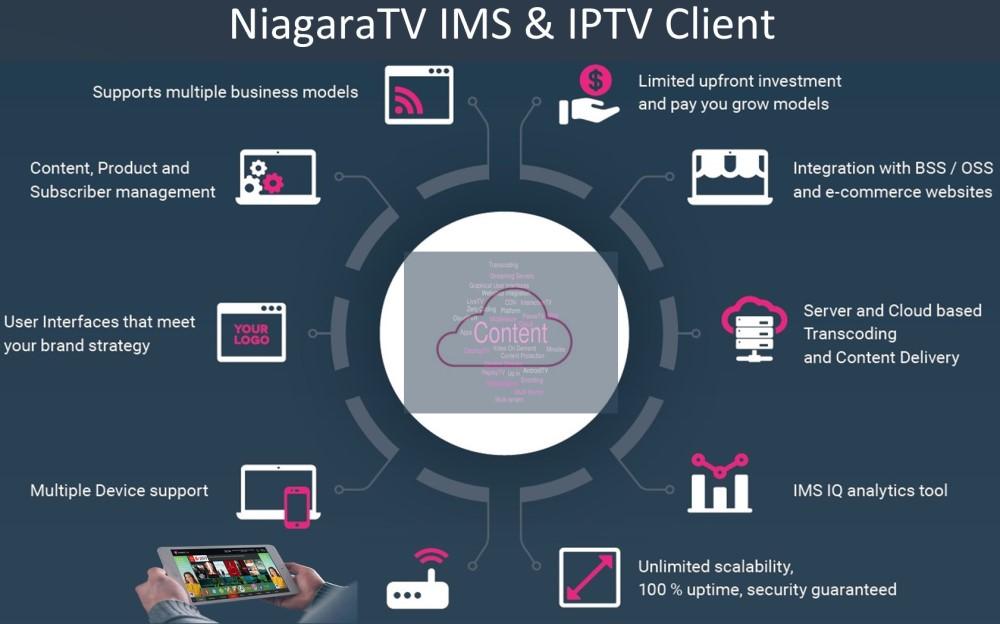 NiagaraTV IMS