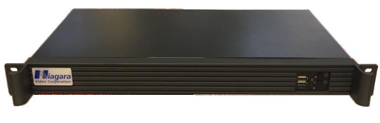 Niagara Video 8000 Series Encoder & Transcoder