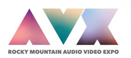 The Rocky Mountain Audio Video Expo