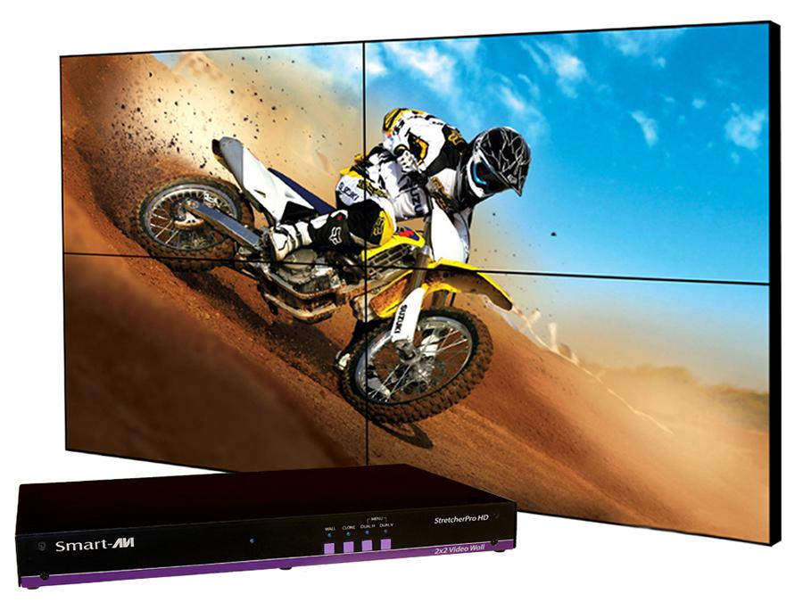 SmartAVI-Stretcher Pro HD
