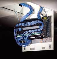 Chatsworth Zone Cabling And Wireless Enclosures 42u