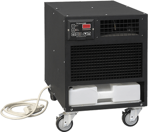 42u data center solutions oceanaire air conditioning air cooled CAC series