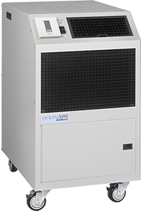 42u data center solutions oceanaire PAC series Portable Air-Cooled Spot Cooler