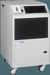 42u data center solutions oceanaire PAC series Portable Air-Cooled Spot Cooler