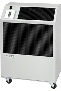42u data center solutions oceanaire air conditioning water cooled PWC series Water-Cooled Spot Cooler