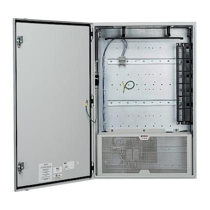 Panduit Cabinets Thermal Management Racks Amp Enclosures 42u