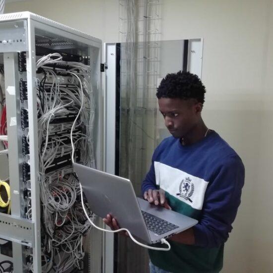 Budget Server Room