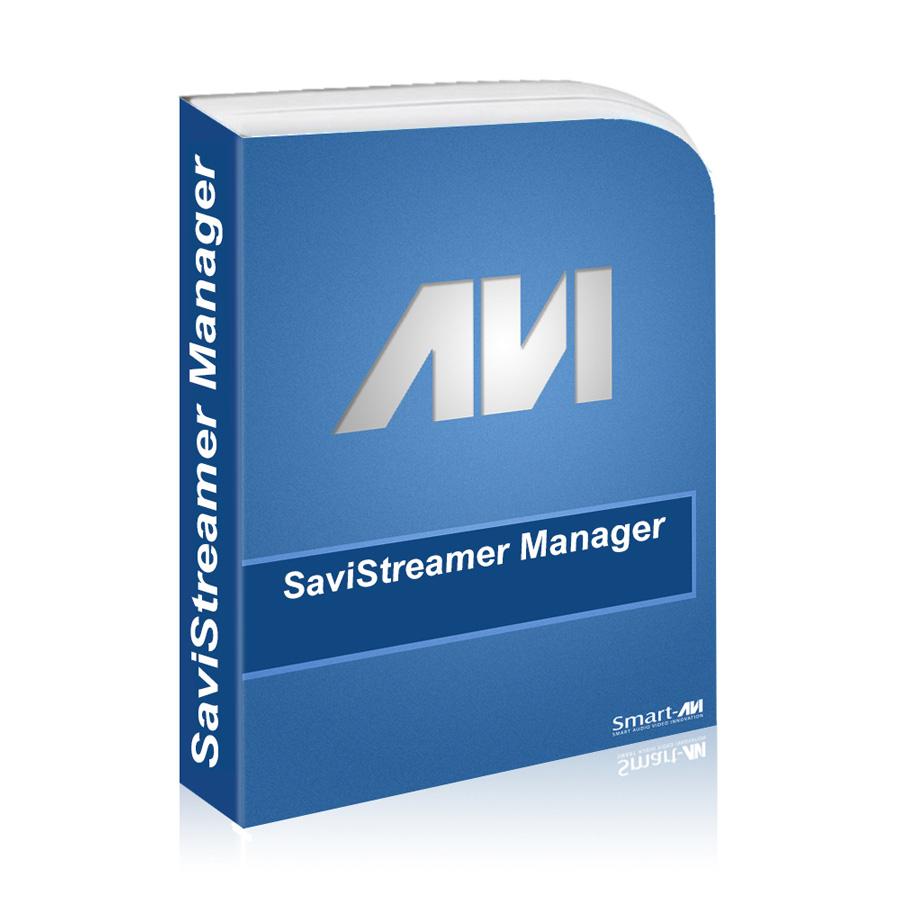 smartavi-SaviStreamer Manager Software