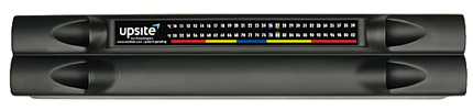 2U HotLok Blanking Panel with Upsite Temperature Strip